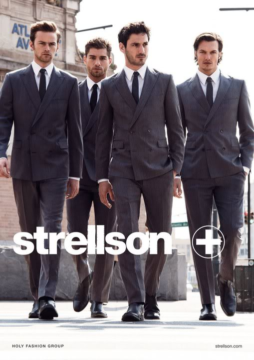 strellson memory ball suit package