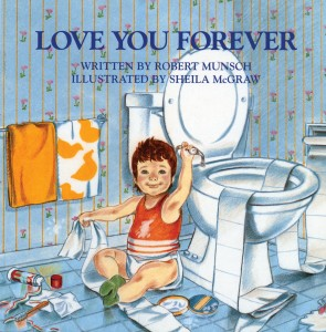 children's book Love You Forever